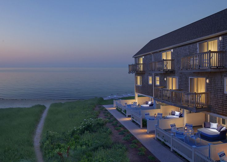 Places To Stay In Cape Cod | Ocean Mist Hotel | Cape Cod, MA