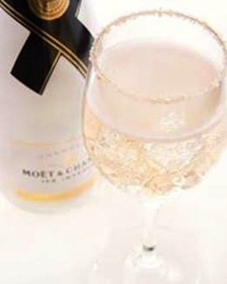 The Miami Heat has an official champagne for the White Hot: 2013 Heat Playoffs -Moët & Chandon's Moet Ice Imperial.