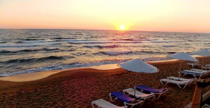 Skafidia beach, Pyrgos Hlias