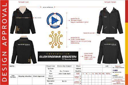 http://www.konveksi-jakarta.com/ Jaket Elektronika Industri