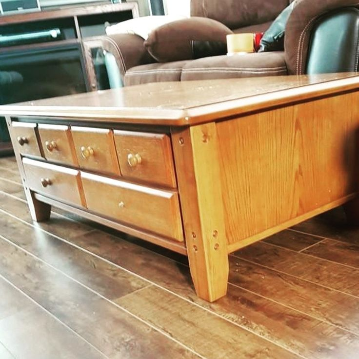 This beautiful coffee table is only at $2! Register today to win this beauty https://auction.blackpearlemporium.ca/m/#/auction/41/item/coffee-table-matching-side-tables-in-lot-0027-1278 #collingwood #shoplocal #furniture #antiques #rustic #wood #consignment  #rusticcharm #deals