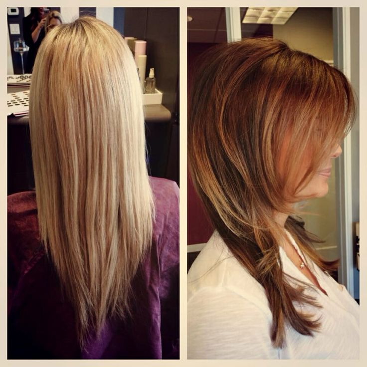 Beautiful Hair Transformation from Bleach Blonde to ...