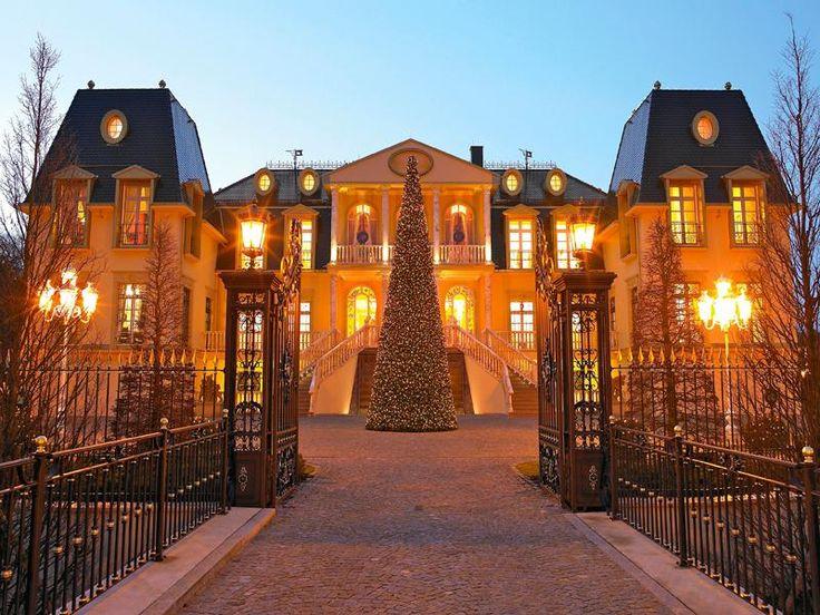 Fresh Fairytale like Loire Water Castle neighborhood Other Bayern Bayern