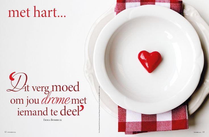 Rooi&wit/ red&white. Fotograaf: Hanneri de Wet www.leef.co.za