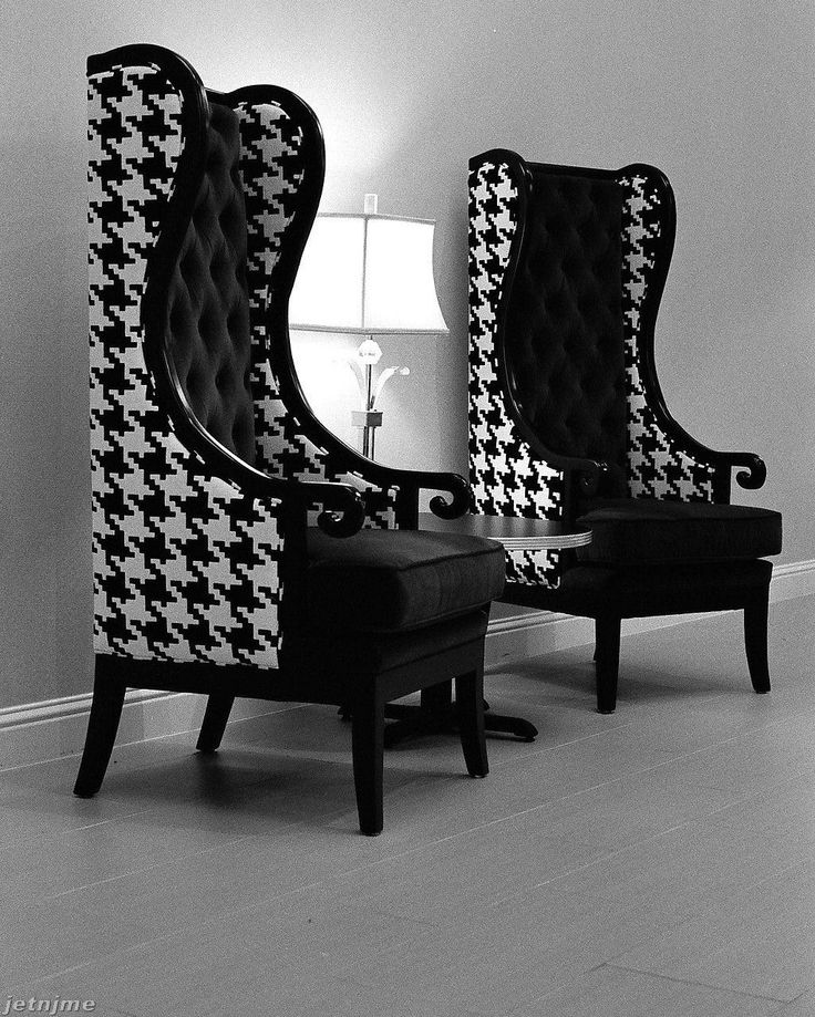 25 best ideas about high back chairs on pinterest black for Dining table dressing ideas