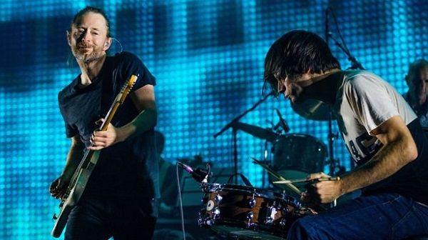 Presente Radiohead en el Open'er Festival 2017