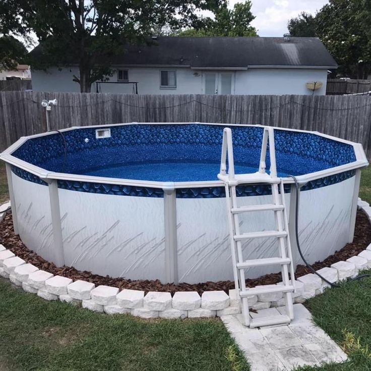 Best 25 Pool Liner Replacement Ideas On Pinterest Above