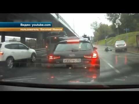 *INC* News Commentary: Таксист сбил ребенка в Москве
