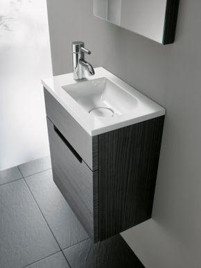 So Individuell Kann Klein Sein   3m² Gäste WC