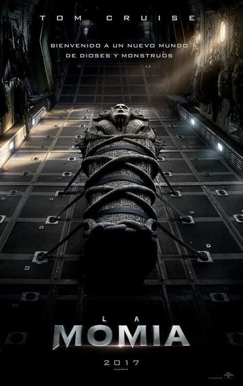 Watch The Mummy (2017) Full Movie Online Free