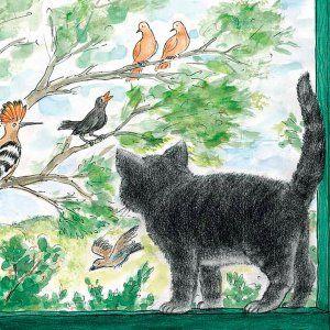 Итак начнем: котенька-коток, кот Баюн, кот-ворюга, кошка заморская ангорская, коток— серенький лобок, кот всапогах, кисонька-мурысенька,  кот Макар, кошка, которая гуляла сама посебе, кот-скороход… Аеще?  Котов, населяющих детскую литературу— десятки, сотни! Ноесть среди  них совершенно необычные обитатели, отличающиеся нетолько геройскими  деяниями, ноиневероятной &laq...