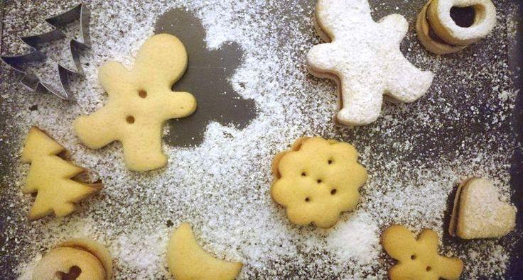 Lekváros karácsonyi sütemény | APRÓSÉF.HU - receptek képekkel