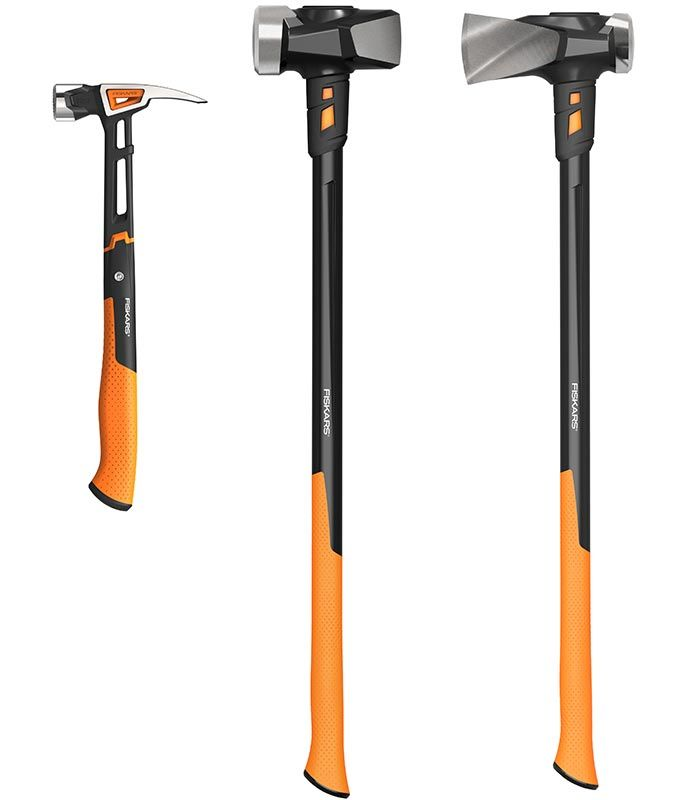 Fiskars Isocore hammers are durable and comfortable to use. In this review by Jebiga, learn how these hammers are designed to reduce the vibration caused by the hammer strike more than traditional wood-handled hammers can, a great addition to your toolbox!