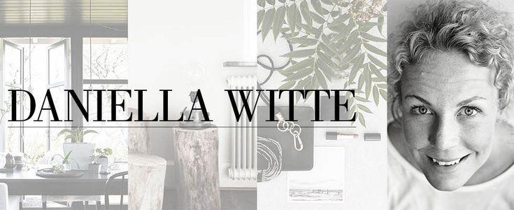 Daniella Witte - Inredningsblogg