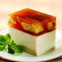 Puding Lapis Gula Merah http://www.sajiansedap.com/recipe/detail/10286/puding-lapis-pisang-gula-merah