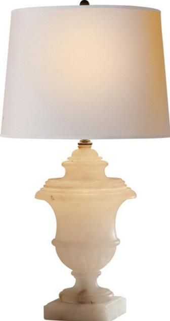 13 best stone table lamps images on pinterest visual comfort buy the visual comfort chart house 1 light medium carved urn table lamp in alabaster with natural paper shade from homeclick at the discounted pri mozeypictures Images