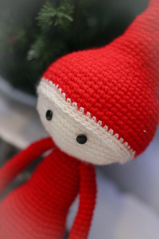 21 best images about no l on pinterest free pattern tags and figurine - Sujets de noel au crochet gratuit ...