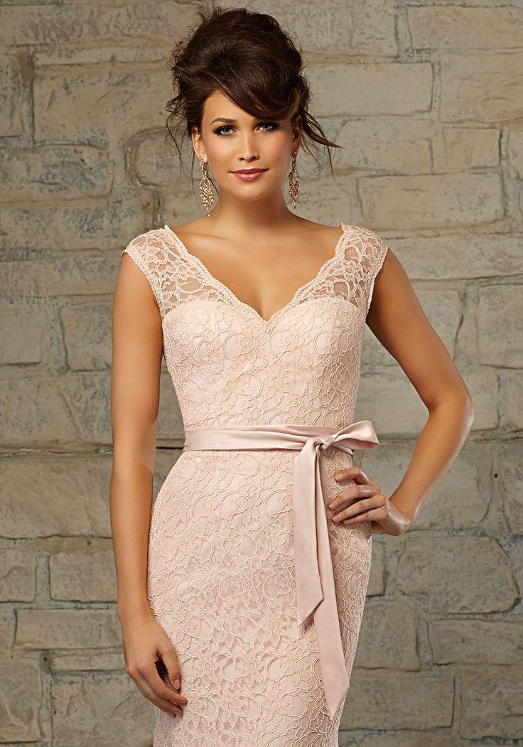 22 best lavender and purple weddings images on pinterest for Mori lee pink wedding dress