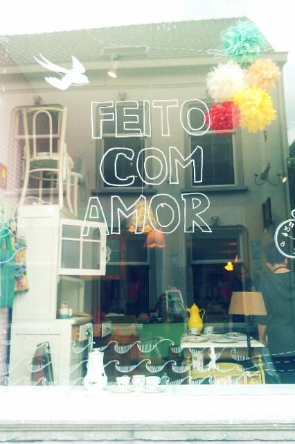 Feito Com Amor -  Breda