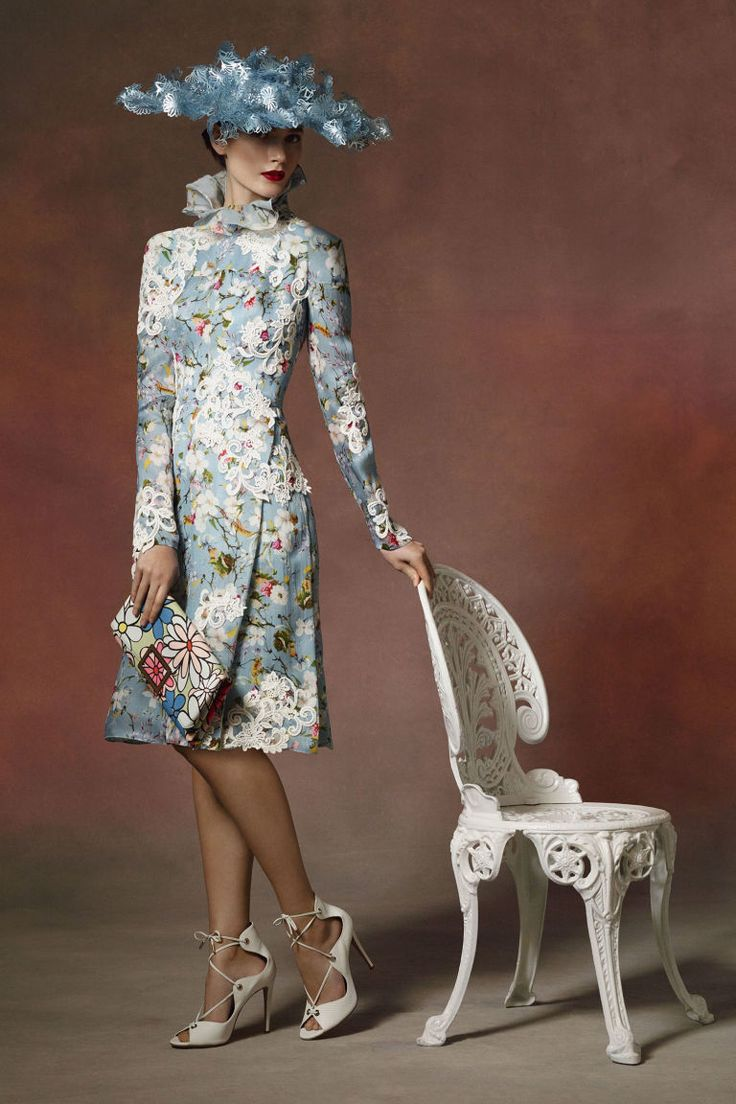 Ascot Style Guide: Floral Fantasy