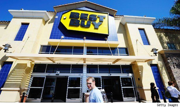 Why Best Buy and Microsoft Are Teaming Up - DailyFinance