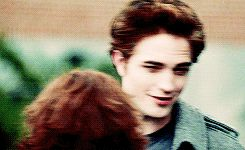 my gifs robert pattinson kristen stewart Twilight new moon edward cullen Bella Swan eclipse Breaking Dawn Part 1 breaking dawn part 2 Mackenzie Foy happy birthday angel renesmee cullen best and favorite male character forever
