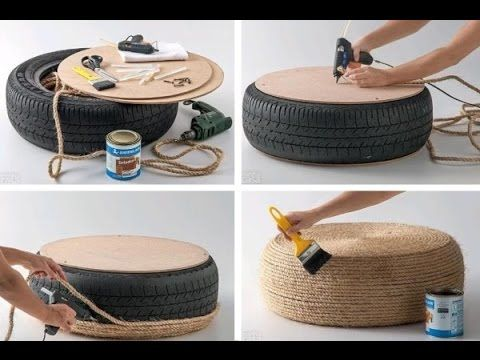 19 genius ideas how to turn your trash into treasure youtube recycled pinterest home. Black Bedroom Furniture Sets. Home Design Ideas