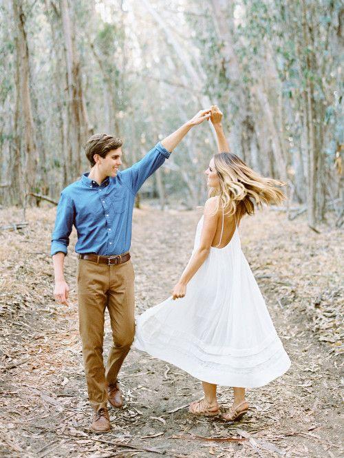 Engagement / anniversary shoot idea