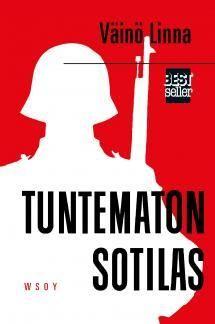 Tuntematon sotilas | Kirjasampo.fi - kirjallisuuden kotisivu