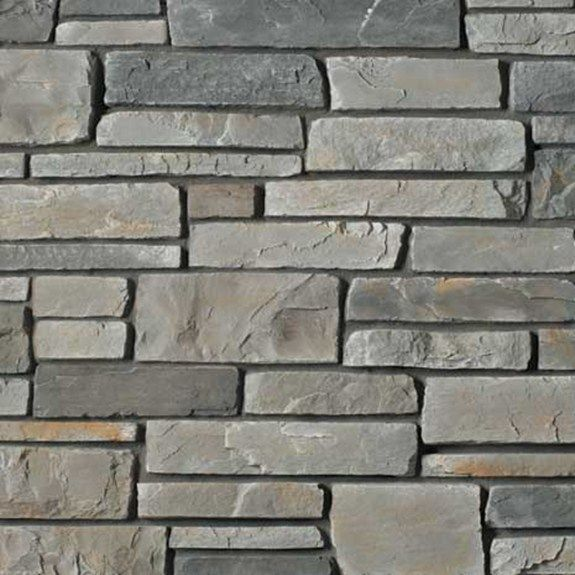 Cs cl echo ridge country ledgestone cultured stone for Exterior ledgestone