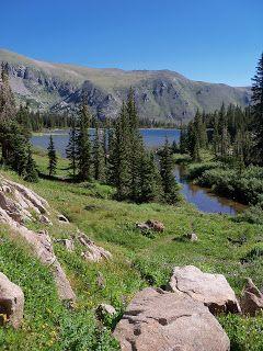 Trail and Park Reviews: Diamond Lake; Fourth of July Trailhead, Eldora Colorado
