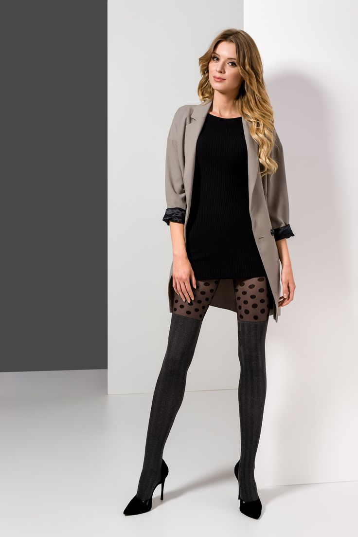 GIULIA 48 #tights #pattern #woman #legs #legwear #stockingimitation #rajstopy #wzorzyste #kobieta