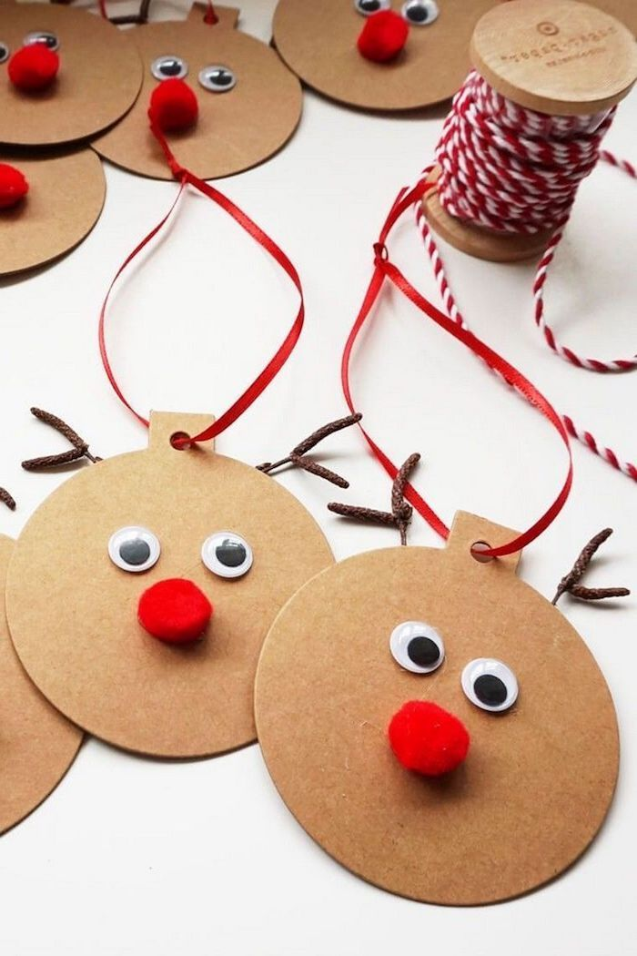 ▷ 1001 + Ideas for Christmas tinker with children