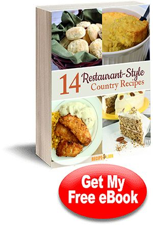 14 Restaurant-Style Country Recipes