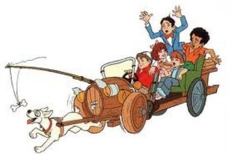 Resultado de imagen para la pandilla alfalfa en caricatura