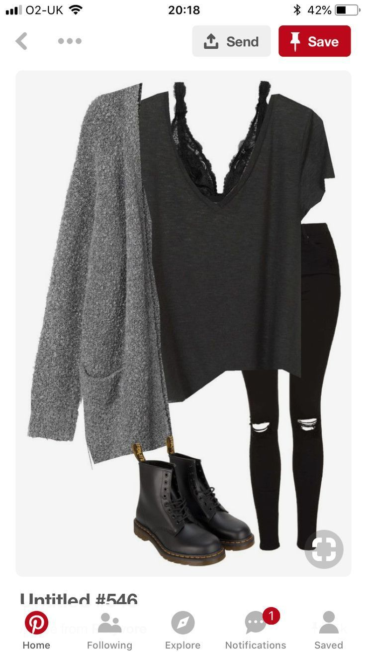 Gray and black #black, – #gray #black #and