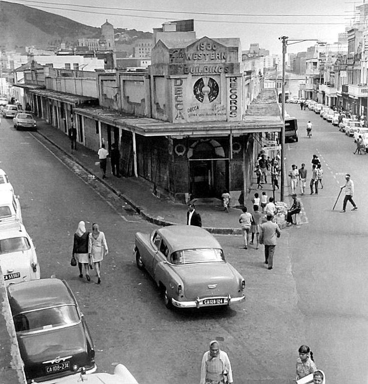 Longmarket St & Hanover Street 1969