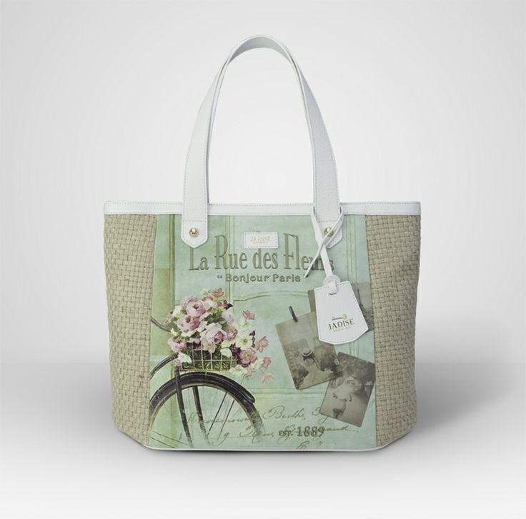 LA RUE DES FLEURS Shopper - Art.32001