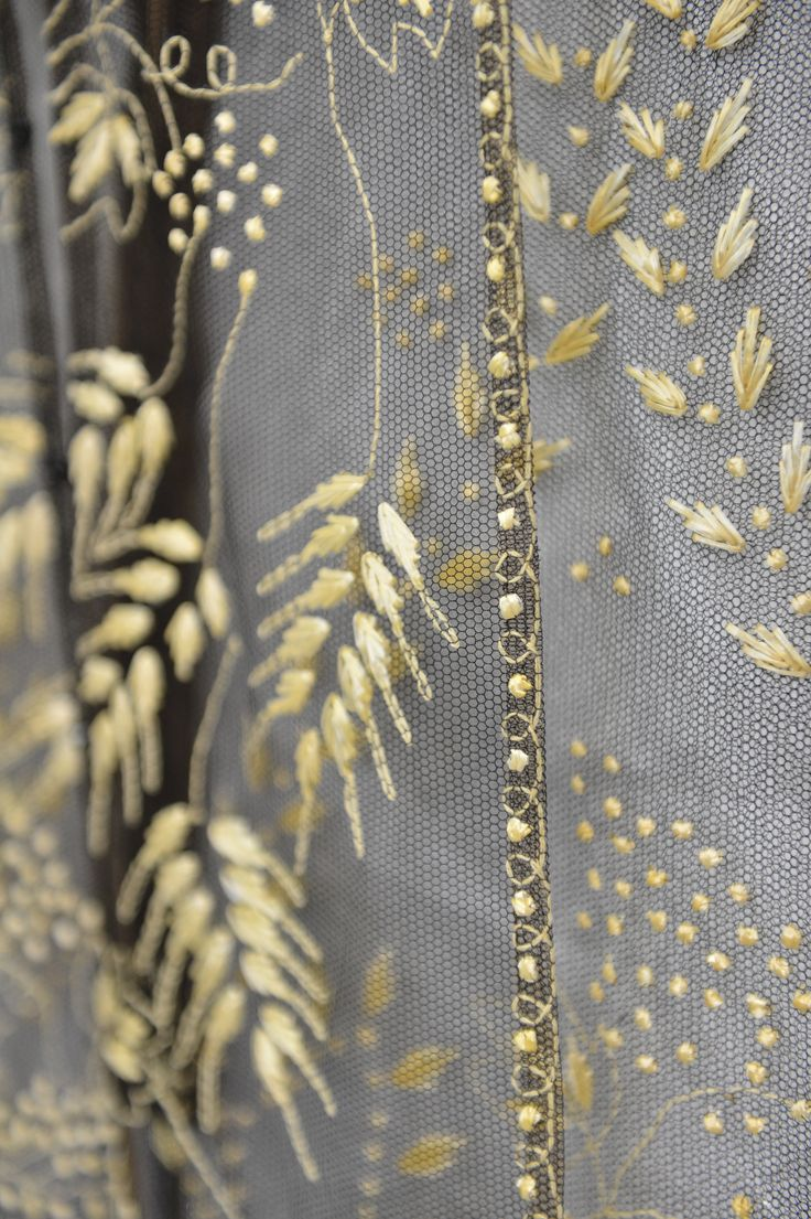 Gold | Midas Touch | Gold Embroidery