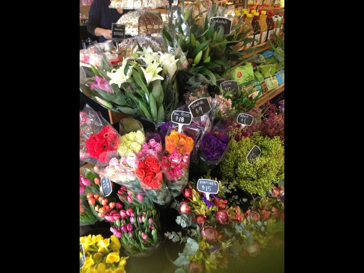 Our fresh flowers at  Essendon Fruit Supply
