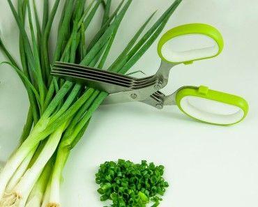 Five Blade Herb Scissors