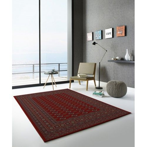 KI9 - Kirman Area Rug, made in Belgium will bring elegance to your home.
