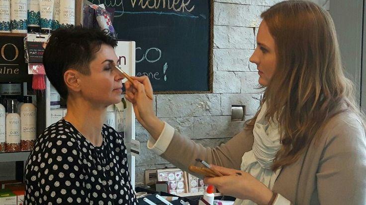 Konsultacje makijażowe couleurcaramel.pl