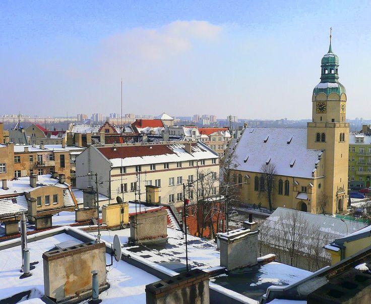 #wilda #poznan Photo by Anna Siwczyk