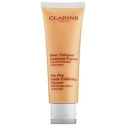 Clarins - One-Step Gentle Exfoliating Facial Cleanser  #sephora