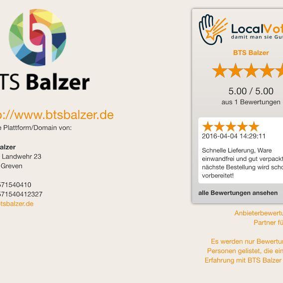 BTS A. Balzer – Google+