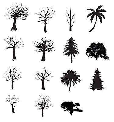 KLDezign SVG: Treesv.. free