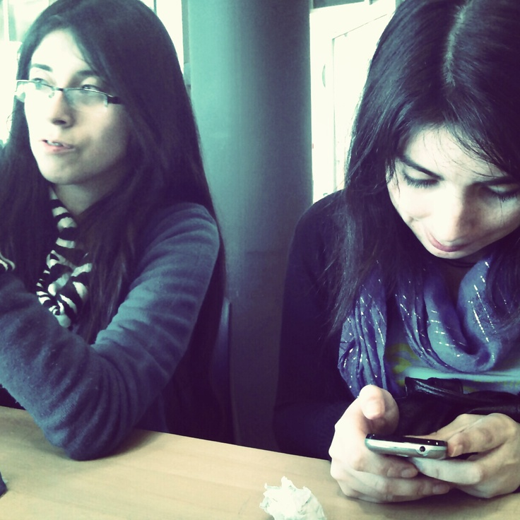 They are my team of designers, Paulina and Evelyn