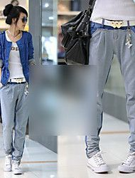 Women's Splicing Casual Denim Skinny Pants Save up to 80% Off at Light in the Box with Coupon and Promo Codes.