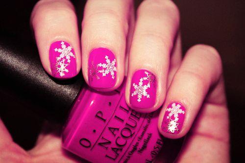 Painting Christmas Pink | Love, Mara